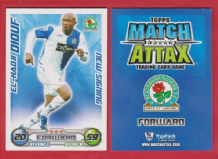 Blackburn Rovers El-Hadji Diouf Senegal
